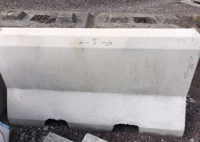 Precast Products Concrete Road Divider