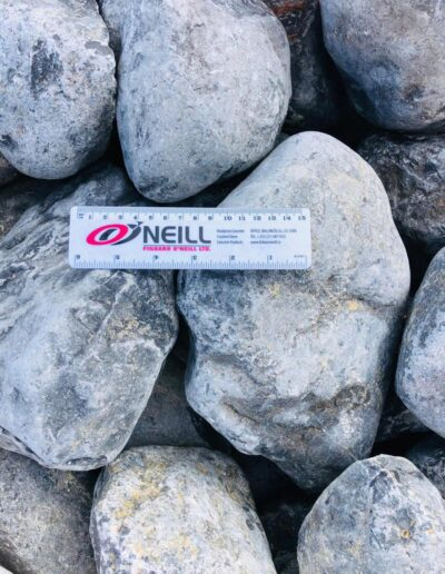 Blue Limestone Boulders 100-300mm