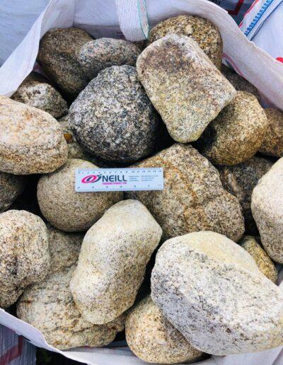 Granite Boulders 100-300mm